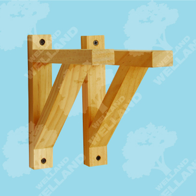 woodworking plans shelf brackets