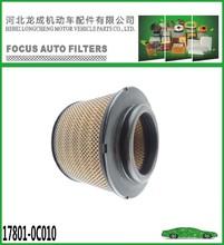 WHOLESALE TOYOTA CAR AIR FILTER 17801-0C010