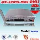 Best Selling!!! Triple-Play ONU Support IP TV , Set Top Box, Video Phone