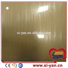 lamination pvc high gloss sheet