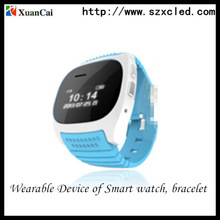 Alibaba Smart bluetooth watch with phone book/ blutooth music function