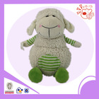 2015 cute little sheep plush toys ,candy bag sheep for wholesales