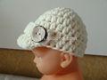 100% algodão crochet baby baby chapéu chapéu do menino bebê chuveiro dom infantil foto prop