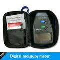 Promocional e handheld pó de madeira medidor de umidade, Digital promocionais e handheld pó de madeira moistur pele analisador de umidade