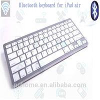 2014 high level bluetooth keyboard with usb port for MID air Ipad mini