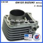 Suzuki GN125 cylinder blocks in motorcycle parts