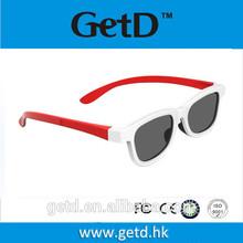 Polarized 3D Eyewear/ glasses for Cinema---CP297G66