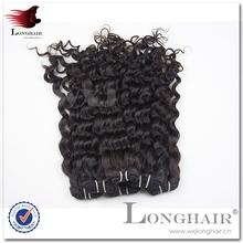 most fashionable wholesale virigin remy human 100% malaysian hair