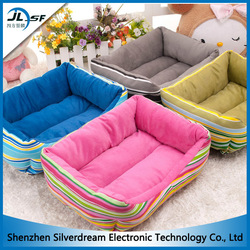 Factory directly sell! luxury pet dog bed wholesale price ,pvc dog house/bed for sale