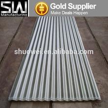 alibaba gold supplier corrugated steel sheet price