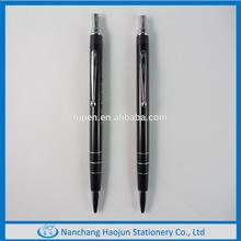 exclusive metal ballpoint pen, fluent ballpoint writing pen