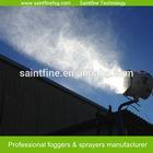 high efficiency dust suppression system