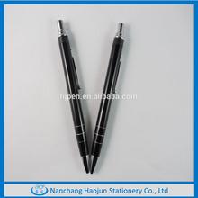 metal click ballpoint pen, fluent ballpoint writing pen