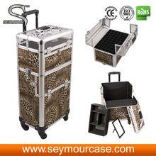Makeup Organizer Box Professional Beauty Box Makeup Vanity Case Pvc Makeup Bag