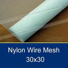 Blue/White /Yellow 30x30 Nylon Window Mosquitoe Net 50M