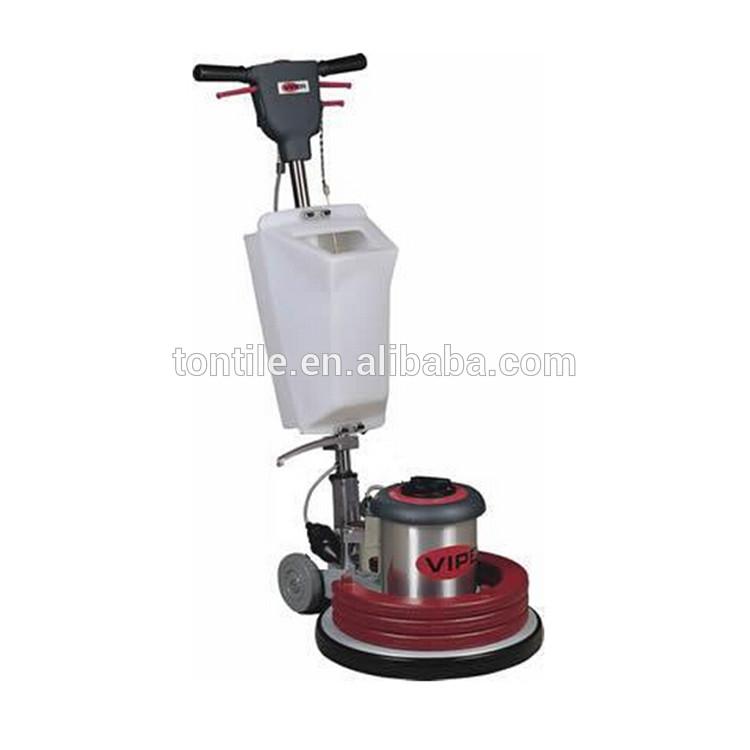 machine polishing