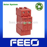 Lightning prevention Hot sale 2p 600v Surge Protector