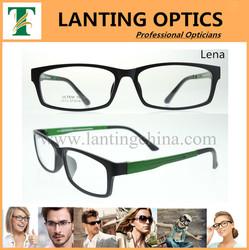 Designer glasses frames wholesale cheap fashion large size optical frame