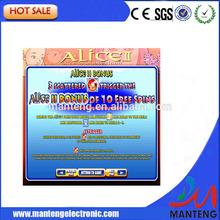 WMS Alice II Video Card Game