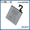 2000mAh Internal Replacement 3.7V Li-ion Polymer Battery BP-4GW for Nokia Lumia 920
