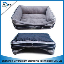 Factory directly sell! outdoor rattan dog bed/luxury pet dog bed wholesale for dog