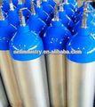 Dot tped werkstoff aluminium 1l-50l freon gasflasche aluminiumzylinder