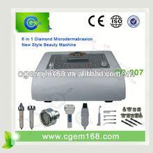 CG-907 Diamond dermabrasion galvanic wrinkle removal pen for salon use
