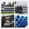 Pvc de alta calidad de tubos de plástico para el suministro de agua/de drenaje/de riego