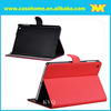 Lychee PU Material Leather Folio Case For iPad mini