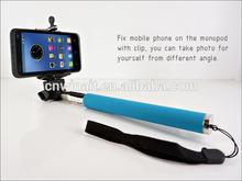 Flexible aluminum Handheld Monopod mount for camera & cellphone monopod WT-GP52