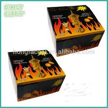 smokeless odorless natural wood shisha coals for smoking
