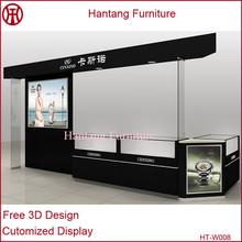 Fashion Retail Watch Store Furniture Design With High Standard