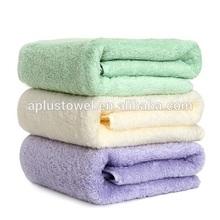 100% Cotton Twisted Terry Cloth Soft Bath Sheet