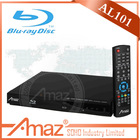 2014 Newest designed Full function 3D BLU RAYdvd player with game function