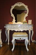 Luxury furniture antique dresser with mirror