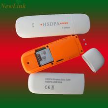 HIGH QUALITY Newlink HSDPA USB MODEM DONGLE 3G WIRELESS MODEM 7.2Mbps