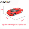 Fast respond rechargeable battery powered rc cars