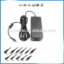 Dc LED Power carregador fonte adaptador transformador 12V6A 110 - 220 V a 12 V para RGB LED Strip 5050 3528 eua AU ue reino unido plugue do cabo de tomada