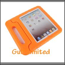 Shockproof Portable eva foam tablet case for ipad 2 3 4