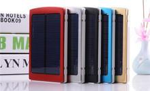 hot sale 100000mAh Solar Power Bank Backup Battery Solar Charger 100000mAh for GPS MP3 PDA Mobile Phone