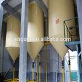 China buen proveedor de aceite comestible de refinación proceso con el ce/iso