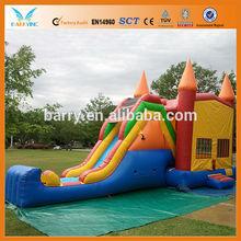 Combo slide rental for kids