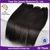 HOT!! 2014 Wholesale price double weft shedding and tangle free alibaba stock price