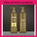 500ml champú para el pelo de aceite de oliva oem orgánicadeaceitedeoliva champús, acondicionador, la pérdida de cabello champús de la etiqueta privada