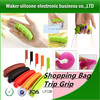 Good Assistant!!! Silicone Bag Handle For Shopping