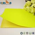 Fluorescente etiqueta engomada A4 rollos auto adhesivo de papel para muebles