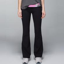 smooth fashion women's jogging legging,lycra light weight two layer legging