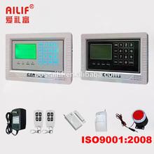 Global Use GSM Network Intelligent Alarm System(ALF-GSM08)