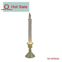 price in india led candle lighting glass water globe and flower