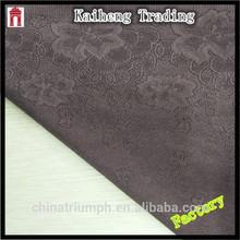 Swiss wholesale elegant nylon stretch crochet black thick lace fabric